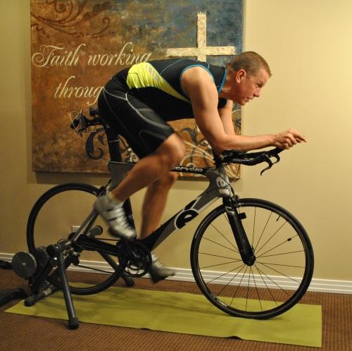 Tri-Bike Trainer